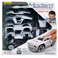 Modarri S2 Paint-It™ Muscle Car Delux Single - Build Your Car Kit Toy Set - Ultimate Toy