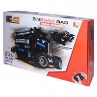 Simon - RC BLOCKS TECHNIK 4CH 2 in 1.-Truck & Sportscar - 8008
