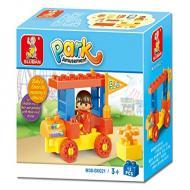 Sluban Lego Amusement Park Brick Toy M38-B6021