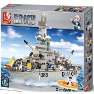 Sluban Sea Mariner M38-B0126 Alternate Lego Toys