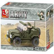 Sluban Lego Toy Alternate Prowl Car M38-B0296