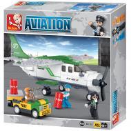 Sluban Lego Toys Alternate C-mini-transport plane M38-B0362