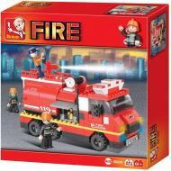 Sluban Popular Lego Alternative Fire Engine M38-B0220