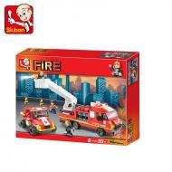 Lego Toys Alternate Special Fire Brigade M38-B0223