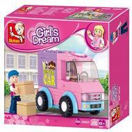 Sluban Distribution Vehicles M36-B0520 Best Lego Blocks
