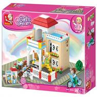 Sluban Lego Building Block Alternate Sweet Home M38-B0533