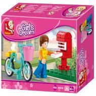 Sluban Letter Delivery M38-B0516 Best Affordable Block Toys