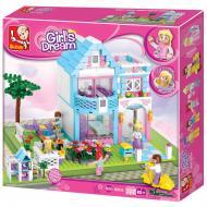Sluban Best Lego Blocks Garden Villa M38-B0535