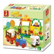 Sluban Lego Happy Farm Educational Toy M38-B6018 …