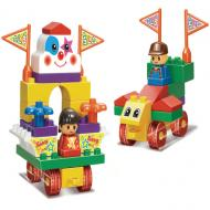 Sluban Lego Amusement Park Educational Toy M38-B6008 …