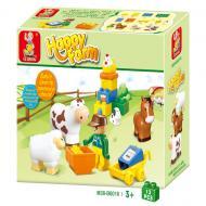 Sluban Lego Happy Farm Brick Toy M38-B6016 …