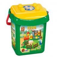 Sluban M38-B6001 Lego Happy Farm Educational Toy, Multi Colour …