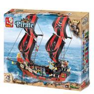 Sluban Lego Toys Affordable Option Pirate M38-B0129 Block Toys