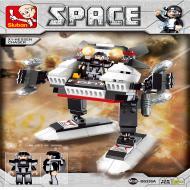 Sluban Lego Star Wars Toy Alternate X1-Hessen Chaser M38-B0336A