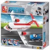 Sluban Lego Toys Alternate Private Airplane M38-B0365