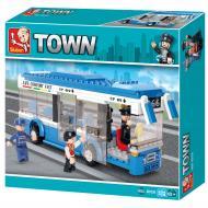 Affordable Lego Substitute Sluban Single Decker M38-B0330