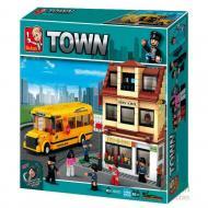 Sluban School Bus M38-B0333 Popular Lego Option