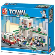 Economical Lego Alternative Best Blocks Emergency Center M38-B5600