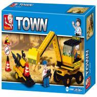 Afforddable Lego Toys Alternate Sluban Rooter M38-B09600